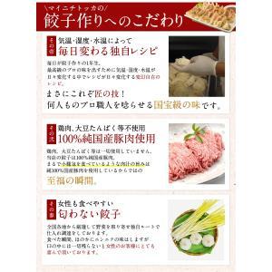 ホークスセール 送料無料 餃子 200個セット 約3.6kg ぎょうざ 冷凍食品 特産品 わけあり 名物商品 約36人前 訳あり 大阪 ギフト 業務用|once-in|08