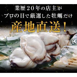 セール あすつく 広島県産2L特大400g牡蠣鍋2-3人前セット 複数購入で牡蠣1.8キロ カキ ギフト お歳暮 海産鍋 名産 特産品 訳あり|once-in|03