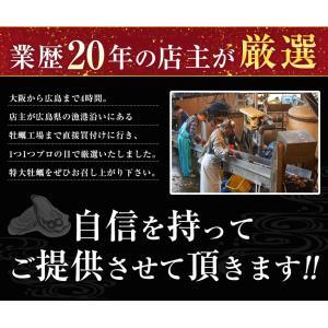 セール あすつく 広島県産2L特大400g牡蠣鍋2-3人前セット 複数購入で牡蠣1.8キロ カキ ギフト お歳暮 海産鍋 名産 特産品 訳あり|once-in|08