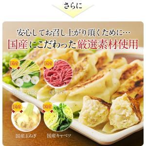 送料無料 中華3点メガセット 餃子100個(18g×100個) 炒飯2袋(250g×2袋) ラーメン4食 (とんこつ+醤油×2)冷凍食品 ぎょうざ 訳あり|once-in|06