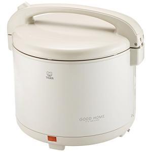 タイガー 電子ジャー 保温専用 保温ジャー 1升 マイルドグレー JHD-1800-HD once20200619