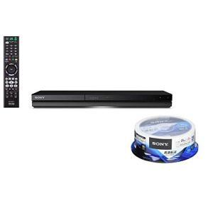 ソニー SONY ブルーレイディスク/DVDレコーダー 2TB 2チューナー 2019年モデル BDZ-ZW2700 + データ用ブルーレイ|once20200619