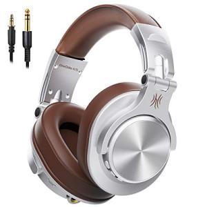 OneOdio FuSion A7 ヘッドホン モニターヘッドホン 密閉型 Bluetooth 音源ミックス 音楽シェア 低音強化 有線 無 once20200619