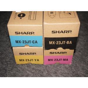 4色セット 純正 シャープ SHARP MX-23JTBA/MA/YA/CA トナー 適合機種:MX-2310F/MX-2311FN/MX- once20200619
