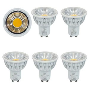 ハロゲン電球60W型相当、GU10口金、95Ra超高演色性、LED スポットライト調光非対応、ビーム角度90度、全光束550lm電球色270|once20200619