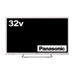 パナソニック 32V型 液晶テレビ ビエラ TH-32ES500-W ハイビジョン 2017年モデル|once20200619