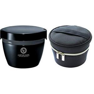 ランタスカフェ丼ランチHLB-CD800 ブラック & ランタス カフェ丼ランチ(HLB-CD800)用保温バッグ ネイビーセット買い|once20200619
