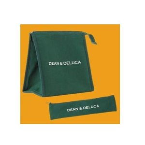 DEAN & DELUCA 保冷ランチバッグ&カトラリーポーチ marisol (マリソル) 2020年 5月号 付録|once20200619