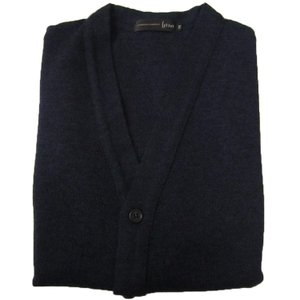 It's so's■日本製 メンズ ベスト ウール100% 洗濯OK  ネイビー(bis1510-023) oncomshop
