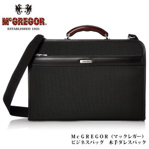 McGregor マックレガー ダレスバッグ メンズ 日本製 薄型 21957 ヤマト宅配|oncomshop