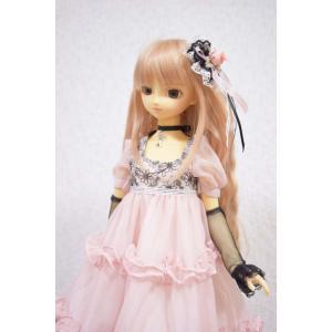 SD用シフォンジョーゼットドレス|ondine