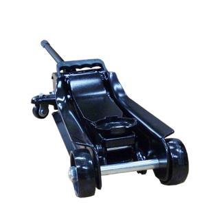 【再入荷!】ローダウンガレージジャッキ2.5t,フロアジャッキ,最低位80mm,低床,ブラック【送料...