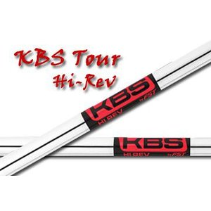 KBS Tour Hi Rev (ウェッジ専用シャフト)【シャフト単体販売】