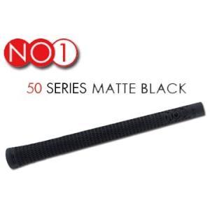 NO1 GRIP (ナンバーワングリップ) 50 SERIES MATTE BLACK