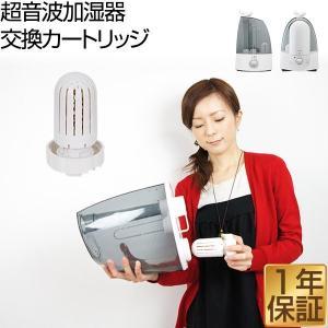加湿器 うるおいプラス専用 交換カートリッジ  加湿器(加湿機) アロマディフューザー(アロマ加湿器) アロマ ディフューザー 送料無料|onedollar8