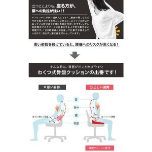 骨盤クッション 骨盤 クッション 矯正 骨盤ざ...の詳細画像2