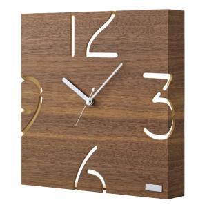 掛時計(ウォールナット) 時計 壁掛け|oneesan