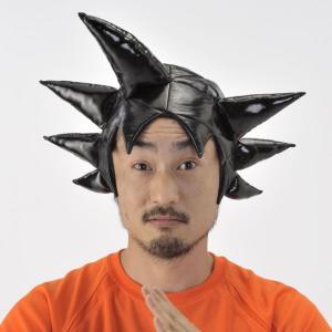 戦士キャップ かつら グッズ コスチューム コスプレ ドラゴンボール パーティー 衣装 宴会 仮装 帽子 oneesan