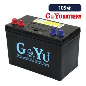 G&Yuバッテリー セミサイクルバッテリー(ディープサイクル・スターティング両用) SMF27MS-730 105Ah/20時間率容量※複数台注文はメーカー直送代引不可|onegain