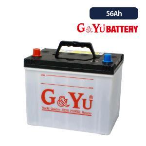 G&Yuバッテリー 国産車用強力スターティングバッテリー ecobaシリーズ 90D26R(L) 56Ah/5時間率容量 ※複数台ご注文はメーカー直送代引・時間指定不可|onegain