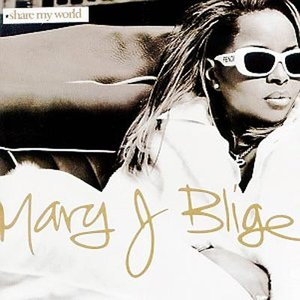 share my world / MARY J.BLIGE ※レンタル落ち onelife-shop