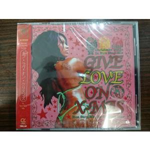【新古品】GIVE LOVE ON X-MAS Reggae Christmas Songs In Non Stop Mix