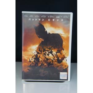 バッドマン ビギンズ ※中古DVD(レンタル落ち)