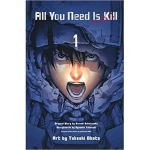 All You Need Is Kill(2巻完結)  1〜2巻 2冊全巻セット/  桜坂洋 小畑健...