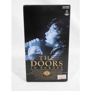 【VHSです】THE DOORS IN EUROPE