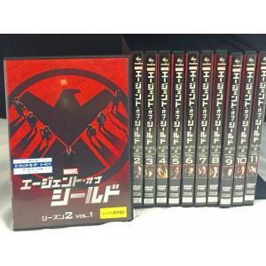 【中古品DVD】エージェント・オブ・シールド シーズン2 全11枚セット※レンタル落ち onelife-shop