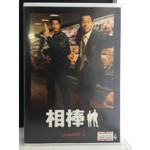 【中古品DVD】相棒 season 1 Vol.4 ※レンタル落ち