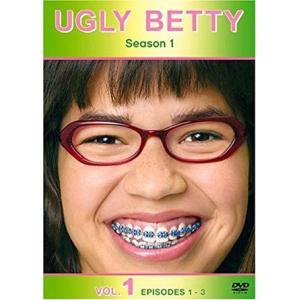 【中古品DVD】アグリー・ベティ シーズン1 Vol.1  ※レンタル落ち