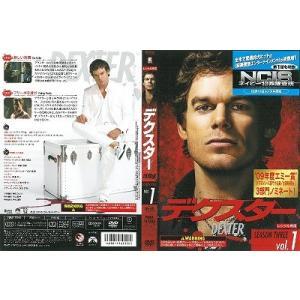 【中古品DVD】デクスター シーズン3 vol.1 ※レンタル落ち onelife-shop
