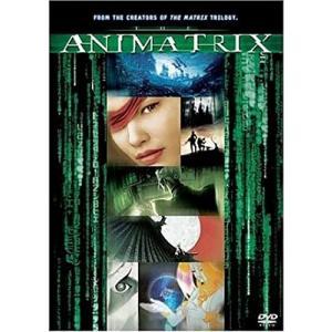 【中古品DVD】アニマトリクックス ※レンタル落ち
