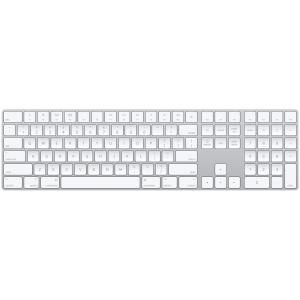 Apple Magic Keyboard(テンキー付き)- 英語(US) - シルバー / MQ052LL/A onemorething