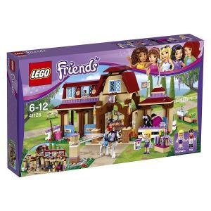 LEGO レゴ フレンズ ハートレイクの乗馬クラブ 4112...