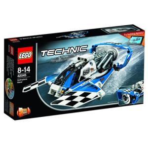 レゴ LEGO テクニック 水上機レーサー ボート 船 42045 ブロック プレゼント|oneofakind
