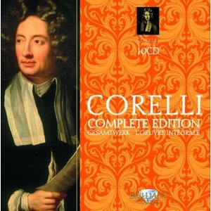 CORELLI COMPLETE EDITION Box set, CD, Import|oneofakind