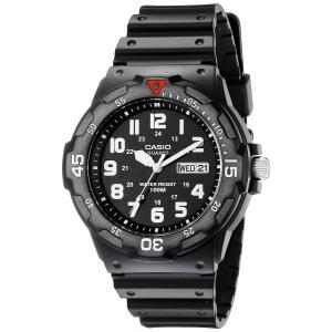 CASIO カシオ 腕時計 ANALOG アナログ MRW-200H-1BV ブラック メンズ ウォッチ|oneofakind