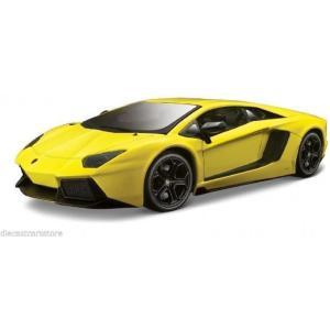 マイスト Maisto 1/24 ランボルギーニ アヴェンタドール Lamborghini Aventador LP700-4 ダイキャストカー ミニカー イエロー 送料無料|oneofakind