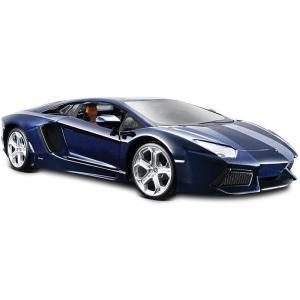 マイスト Maisto 2011 ランボルギーニ アヴェンタドール LP-700-4 1/24 ブルー MA31210BL ミニカー ダイキャストカー 送料無料|oneofakind