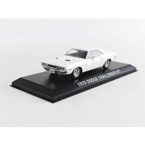 グリーンライト GreenLight 1/43 Vanishing Point 1970 Dodge Challenger R/T ダッジ チャレンジャー バニシングポイント ミニカー アメ車 送料無料|oneofakind