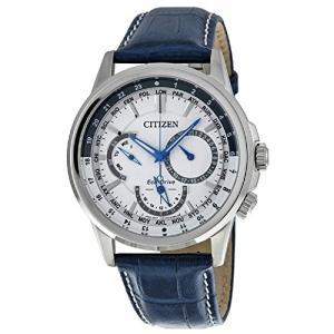 シチズン Citizen メンズ 腕時計 BU2020-02A アナログ表示 ブルー エコドライブ Men's ウォッチ|oneofakind