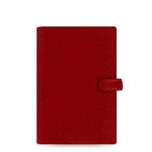 ファイロファックス Filofax フィンスバリー バイブルサイズ システム手帳 チェリー|oneofakind