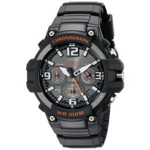 CASIO カシオ メンズ 腕時計 クロノグラフ MCW-100H-1AV ブラック メンズ 海外モデル|oneofakind