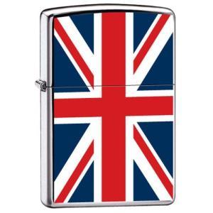 ZIPPO ジッポー ライター イギリス国旗 Union Jack ユニオン ジャック 7961|oneofakind