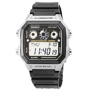 カシオ CASIO 時計 AE1300WH-8A スポーツ デジタル ブラック グレー メンズ ユニセックス ウォッチ 腕時計  送料無料 プレゼント|oneofakind