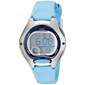 CASIO カシオ レディース 腕時計 LW-200-2BV ブルーストラップ 海外モデル|oneofakind