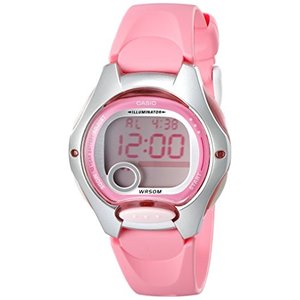 CASIOカシオ レディース ウォッチ LW-200-4BV レディース腕時計 ピンクストラップ 海外モデル|oneofakind