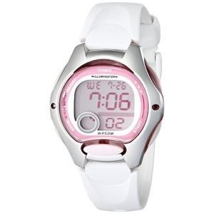 カシオ CASIO レディース 腕時計 時計 LW-200-7AV ホワイトストラップ チープカシオ チプカシ 文字盤グレー 送料無料 プレゼント|oneofakind